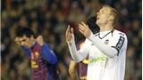 Jeremy Mathieu, sự điềm tĩnh chết chóc đối với Barca