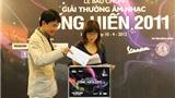 Nhà báo Hà Nội bầu chọn Cống hiến 2011: Ủng hộ mở rộng giải thưởng