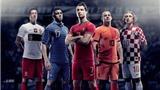 """Ronaldo có """"áo mới"""" mặc ở Euro 2012"""