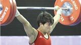 Lực sỹ cử tạ Trần Lê Quốc Toàn: Gánh nặng huy chương Olympic