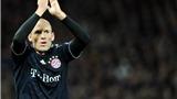 Chuyển động Allianz: Robben lại muốn treo giày