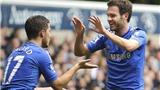 Đôi cánh của Chelsea: Mata - Hazard ăn đứt Duff - Robben?