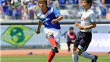Tổ chức giải V-League: Kinh nghiệm từ Nhật Bản và Thái Lan