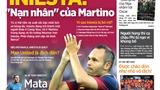 Đọc gì trên báo Thể thao & Văn hóa số ra ngày 24/9/2013?