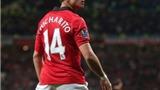 Chấm điểm Man United 1-0 Liverpool: Chicharito nổ súng, Rooney lấn át Suarez