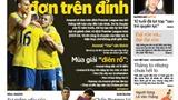 Đọc gì trên báo Thể thao & Văn hóa số ra ngày 30/9/2013?