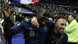 Ribery thất vọng vì đồng đội muốn Ronaldo giành Quả bóng vàng