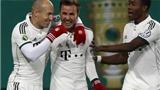 VIDEO: Robben và Mueller giúp Bayern thắng dễ Augsburg