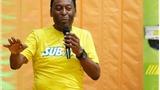 Sợ đen đủi, Pele từ chối bốc thăm chia bảng World Cup 2014
