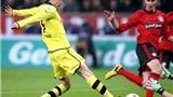0h30 ngày 08/12, Dortmund - Leverkusen: Vừa đá vừa lo Champions League