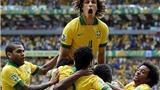 Brazil là ứng viên số 1 cho chức vô địch World Cup 2014 , Italy xếp thứ... 14