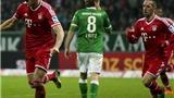 Những chiến thắng hủy diệt của Bayern Munich
