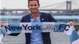 Cảm thấy bị lừa, CĐV New York City FC sẽ trả áo đấu và la ó Lampard