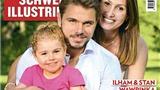 Wawrinka từng bỏ gia đình vì quần vợt: Ích kỷ để chạm đỉnh vinh quang