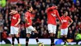 Con số bình luận: CLB Manchester United đối diện với mùa giải trắng tay