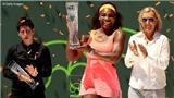 Con số bình luận: Serena Williams toàn thắng 18 trận trong năm 2015