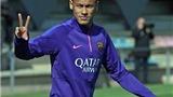 Vòng 32 Liga: Valencia kéo Barca trở lại mặt đất
