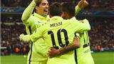 Luis Enrique: 'Mọi HLV đều ghen tị với hàng công Messi, Suarez, Neymar'