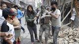 Động đất Nepal qua trải nghiệm của cậu bé 10 tuổi: 'Mẹ ơi, họ sẽ sống ở đâu?'