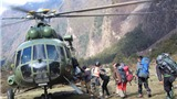 Động đất ở Nepal:  1.000 người châu Âu và 12 người Việt vẫn chưa thể liên lạc