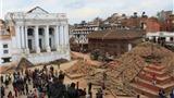 Thế giới tìm cách cứu di sản văn hóa Nepal