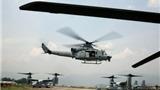 Trực thăng tấn công của thủy quân lục chiến Mỹ mất tích ở Nepal