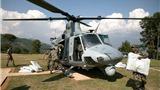 Tìm thấy 3 xác người bên trực thăng của thủy quân lục chiến Mỹ rơi ở Nepal