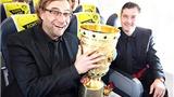 Mối lương duyên Klopp – Dortmund: Bắt đầu và kết thúc đều ở Cúp Quốc gia