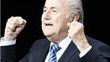 Đối thủ rút lui, Sepp Blatter tái đắc cử chức Chủ tịch FIFA