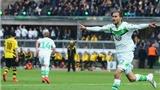 Dortmund 1-3 Wolfsburg: Ngày chia tay buồn của Juergen Klopp