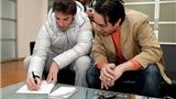 Từ 6 năm trước, Del Piero đã ký tặng báo TT&VH và hứa sẽ đến Việt Nam