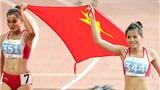 Nguyễn Thị Huyền đạt chuẩn Olympic và giành HCV nội dung 400m nữ: Không cần đi Mỹ vẫn làm nữ 'Siêu nhân'