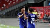 U23 Thái Lan ghi bàn như Barca trước U23 Indonesia