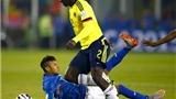 Con số bình luận: Neymar chưa đủ trưởng thành, Brazil thất bại trước Colombia