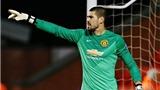 CHUYỂN NHƯỢNG ngày 12/7: Valdes ở lại Man United. Roma sắp có Edin Dzeko