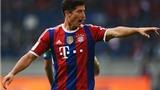 CHUYỂN NHƯỢNG ngày 14/7: Man United hỏi mua Lewandowski và Cavani. Roma có cơ hội lớn giành Dzeko