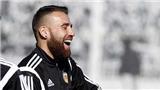 Otamendi dọa bỏ tập để được đến Man United
