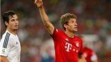 Bayern Munich 4-1 Valencia: Thomas Mueller giúp Bayern thắng dễ trên đất Trung Quốc