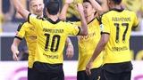 Dortmund - Moenchengladbach 4-0: Đây rồi, cỗ máy vàng-đen!