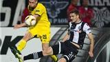 PAOK 1 - 1 Dortmund: Gonzalo Castro ghi bàn, Dortmund cầm hòa đội bóng của Dimitar Berbatov