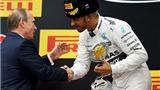 Lewis Hamilton vô địch GP Nga, tiến sát ngôi quán quân cả mùa