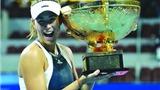 Hành trình 5 năm của Garbine Muguruza và top 4 WTA