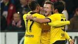 Mainz 0-2 Dortmund: Marco Reus đá hỏng 11m, Dortmund vẫn giành chiến thắng