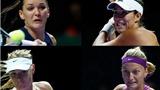 Bán kết WTA Finals: Chiến thắng cho Sharapova và Muguruza?