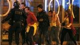 VIDEO khủng bố Paris: Cận cảnh đội SWAT tấn công vào nhà hát Le Bataclan giải cứu con tin