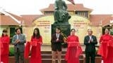 Lần đầu tiên trưng bày mộc bản Trường Lưu và các văn phái Hồng Sơn tại xã Tiên Điền