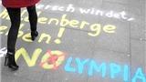 Tranh cãi việc vận động đăng cai Olympic tại Berlin