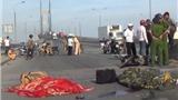 VIDEO: Xe container gây tai nạn chết người, kéo lê nạn nhân 30 mét