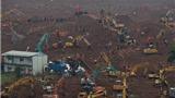 VIDEO: Kinh hoàng vụ lở đất ở Thâm Quyến nhìn từ trên cao