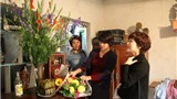 MC Diễm Quỳnh 'vào bếp' làm 'cỗ Tết'